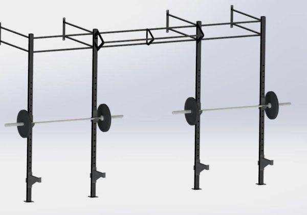 Nástěnná konstrukce V3 01